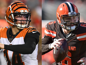 Watch: Gregg Rosenthal: Why Bengals will upset Browns in Week 14