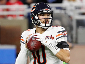 Watch: Bears radio play-by-play announcer Jeff Joniak: Trubisky has gotten too much blame in 2019