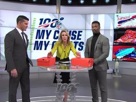 Watch: James Jones and David Carr share their My Cause My Cleats
