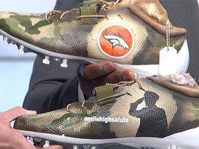 Watch: TD unveils 'Mile High Salute' gear for My Cause My Cleats