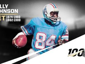 Watch: NFL All-Time Team: Billy 'White Shoes' Johnson