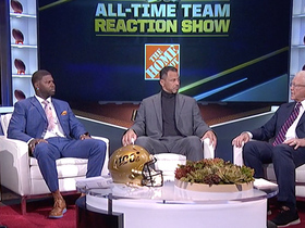 Watch: Former DBs and specialists pick which players should have made All-Time Team