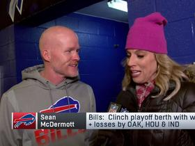 Watch: Sean McDermott on what it will take to stop Ravens