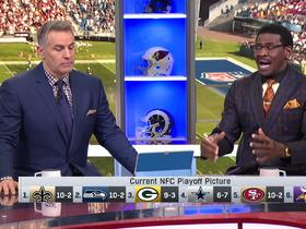 Watch: Michael Irvin weighs in on perceptions of Cowboys locker room