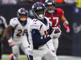 Watch: DaeSean Hamilton carves up Houston's secondary for 27-yard gain
