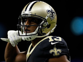 Watch: Michael Thomas gets open with great route for 21-yard TD