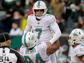 Watch: Jason Sanders sets Dolphins record with seventh field goal