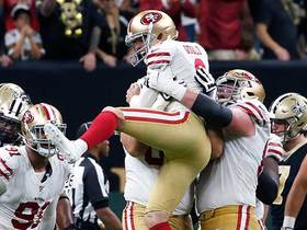 Watch: Robbie Gould drives through game-winning FG as time expires