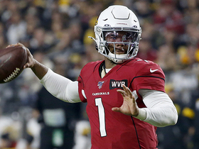 Watch: Kyler Murray sneaks TD throw by Terrell Edmunds to David Johnson