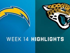Watch: Chargers vs. Jaguars highlights | Week 14