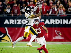Watch: Steelers' third INT on the day puts game away