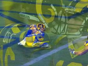 Watch: Jared Goff hits Cooper Kupp for third-down TD late in first half