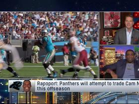 Watch: Deion: There's a 'zero' percent chance Cam Newton is a Panther in 2020
