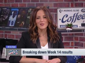 Watch: 'GMFB' breaks down Week 14 results