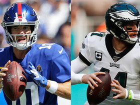 Watch: 'GMFB' previews Giants-Eagles Week 14 matchup