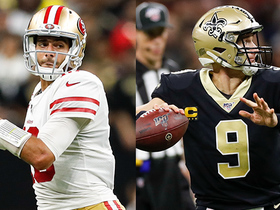 Watch: Breaking down the showdown between the 49ers and Saints   Baldy's Breakdowns
