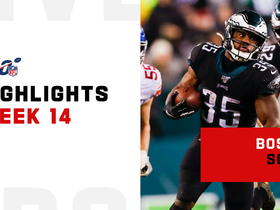 Watch: Boston Scott's best plays from 128-yard night | Week 14