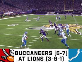 Watch: Buccaneers vs. Lions preview | Week 15