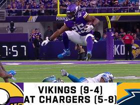 Watch: Vikings vs. Chargers preview | Week 15