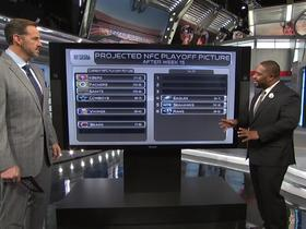 Watch: MJD forecasts how NFC playoff picture will pan out