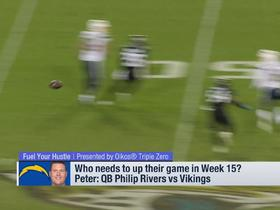 Watch: Who needs to step their game up in Week 15?