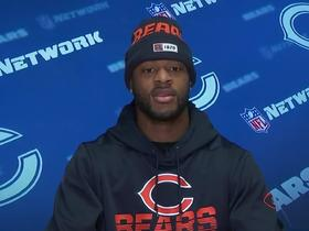 Watch: Allen Robinson explains how Sunday's Bears-Packers matchup will differ from Week 1