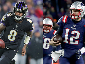Watch: Tom Brady challenges Lamar Jackson to a race on Twitter