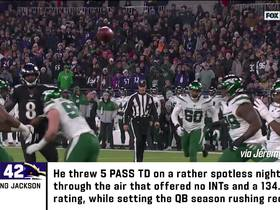 Watch: What We Learned: Jets vs. Ravens | Week 15