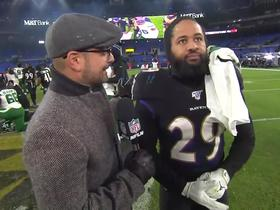 Watch: Earl Thomas: Ravens have 'tunnel vision' toward the playoffs