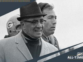 Watch: NFL All-Time Team: Vince Lombardi