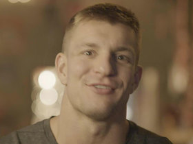 Watch: Gronk has special message after making All-Time Team