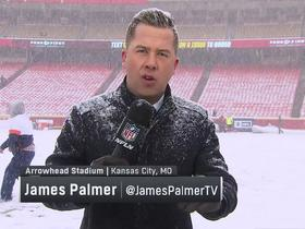 Watch: Palmer: Lock, Mahomes met for first time ever before Broncos-Chiefs in Week 15