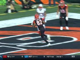 Watch: Cethan Carter's first career NFL catch goes for TD