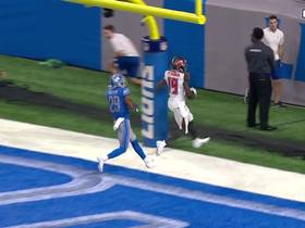 Watch: Breshad Perriman burns Lions' secondary for 34-yard TD grab
