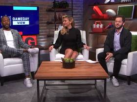 Watch: NFL GameDay View: Andrew Hawkins, Cynthia Frelund and Gregg Rosenthal Finalize Week 15 Picks