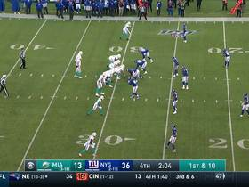 Watch: DeVante Parker snags his second TD of day on 29-yard jump ball