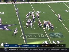Watch: Brandin Cooks toe-taps for smooth first-down grab
