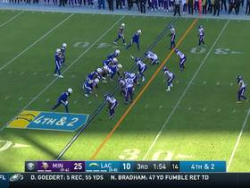 Watch: Philip Rivers lobs fourth-down dime to Hunter Henry for 24 yards