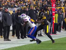 Watch: Can't-Miss Play: Tre'Davious White looks like WR on spectacular sideline INT