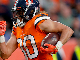 Watch: Phillip Lindsay sprints through Lions' D for speedy 27-yard TD