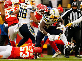 Watch: Melvin Gordon bursts through for goal-line TD
