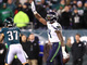 Watch: Can't-Miss Play: Metcalf waves goodbye to Eagles after CLUTCH 36-yard grab