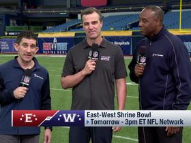 Watch: Players to watch in East-West Shrine Bowl
