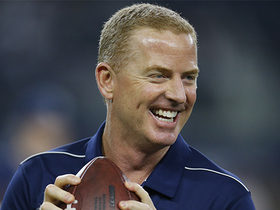 Watch: Giants hire Jason Garrett as offensive coordinator