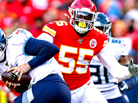 Watch: Frank Clark ICES Chiefs' win with clutch fourth-down sack