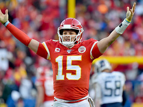 Watch: Burleson: If Mahomes wins SB, it will 'cement him as the future'