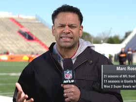 Watch: Marc Ross spotlights four players he's excited to watch at Senior Bowl