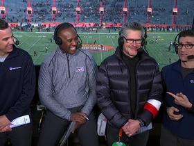 Watch: Thomas Dimitroff shares what scouts look for at Senior Bowl practices