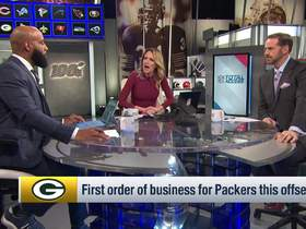 Watch: What should be Packers' No. 1 priority be this offseason?