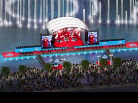 Watch: First look: 2020 NFL Draft event renderings in Las Vegas